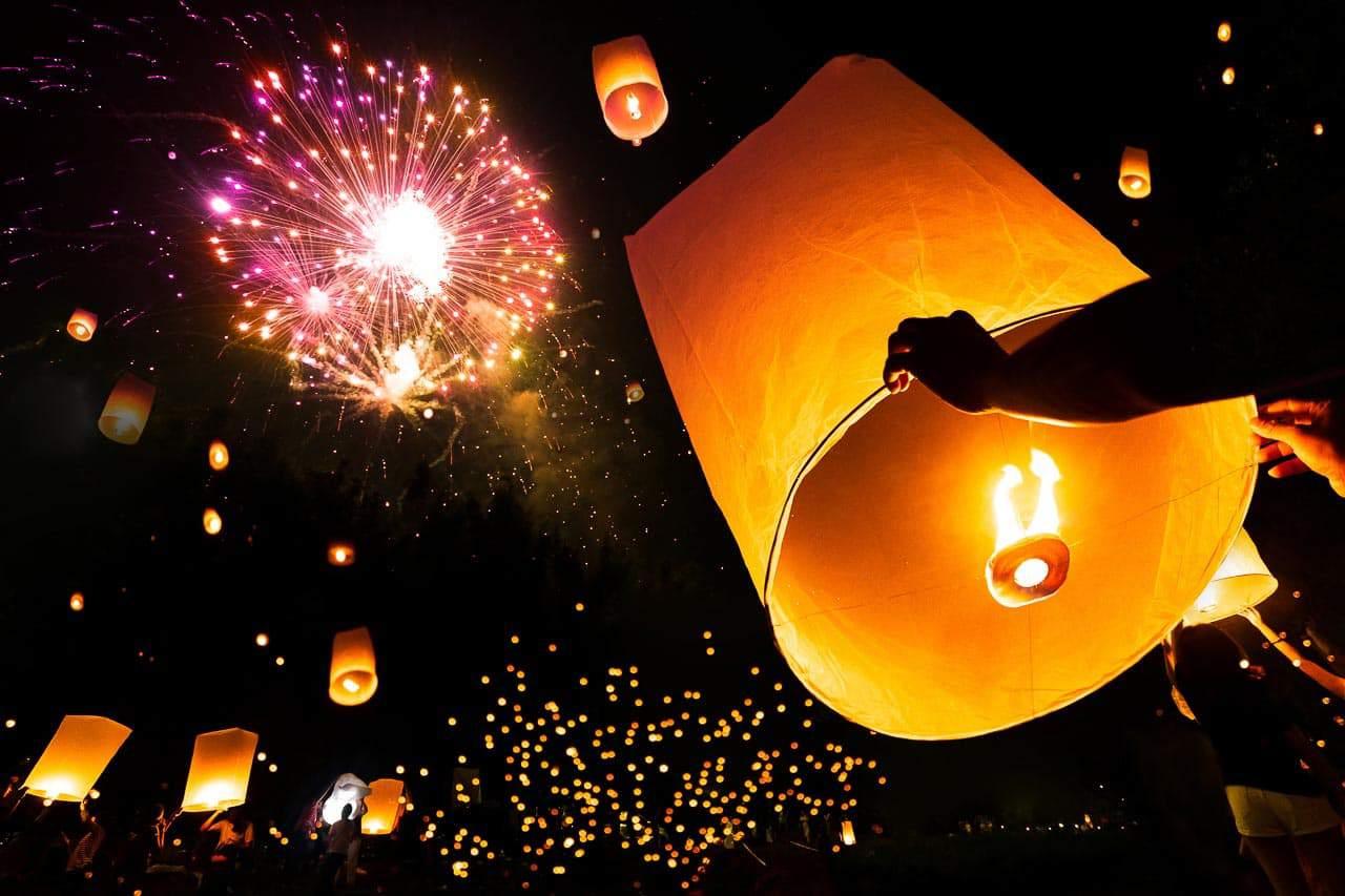 Yipeng Lantern Festival Photos 4